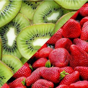 Key Vape Strawberry Kiwi Concentrate