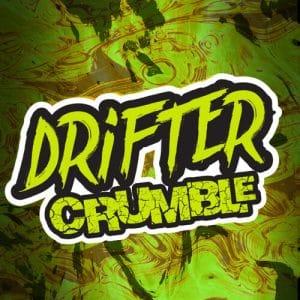 Drifter Crumble Shortfills 100ml