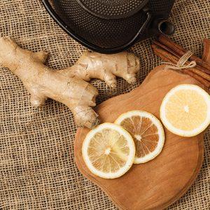 Key Vape Ginger Lemon Concentrate