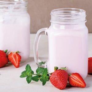 Key Vape Strawberry Milkshake Concentrate