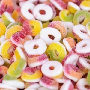 Key Vape Tutti Frutti Fizz Concentrate